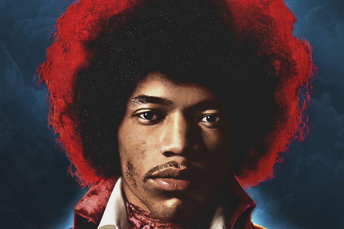 Album reviews: Jimi Hendrix, Hayley Heynderickx and August Greene