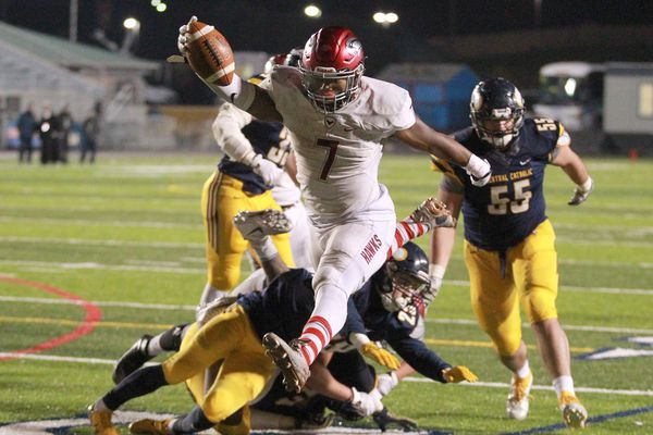 Football: St. Joseph's Prep's D'Andre Swift is Southeastern Pa. Player of Decade