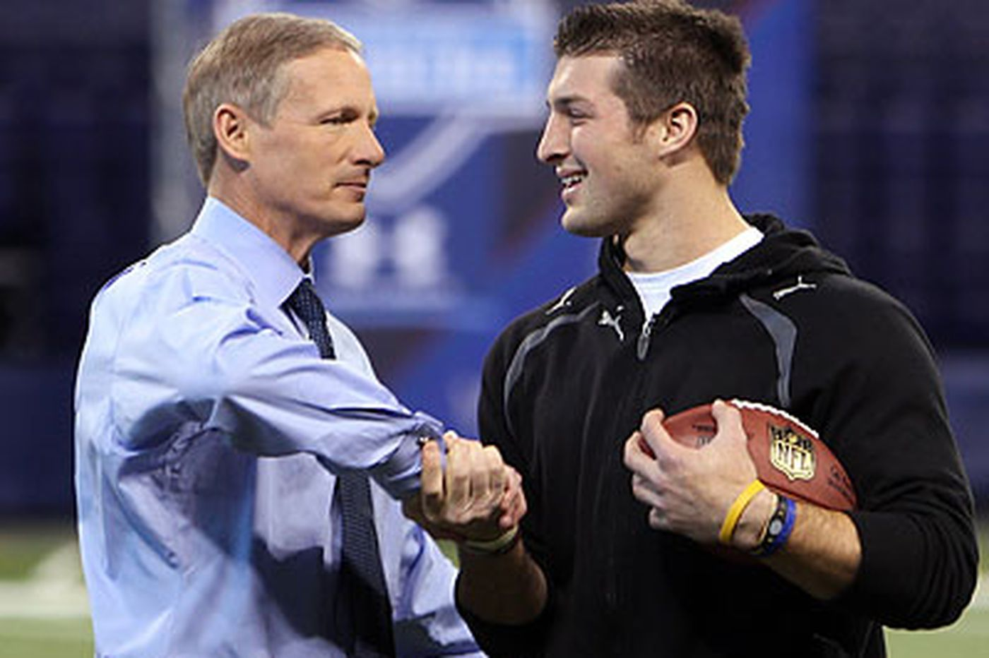 NFL analyst Mayock has paid his dues