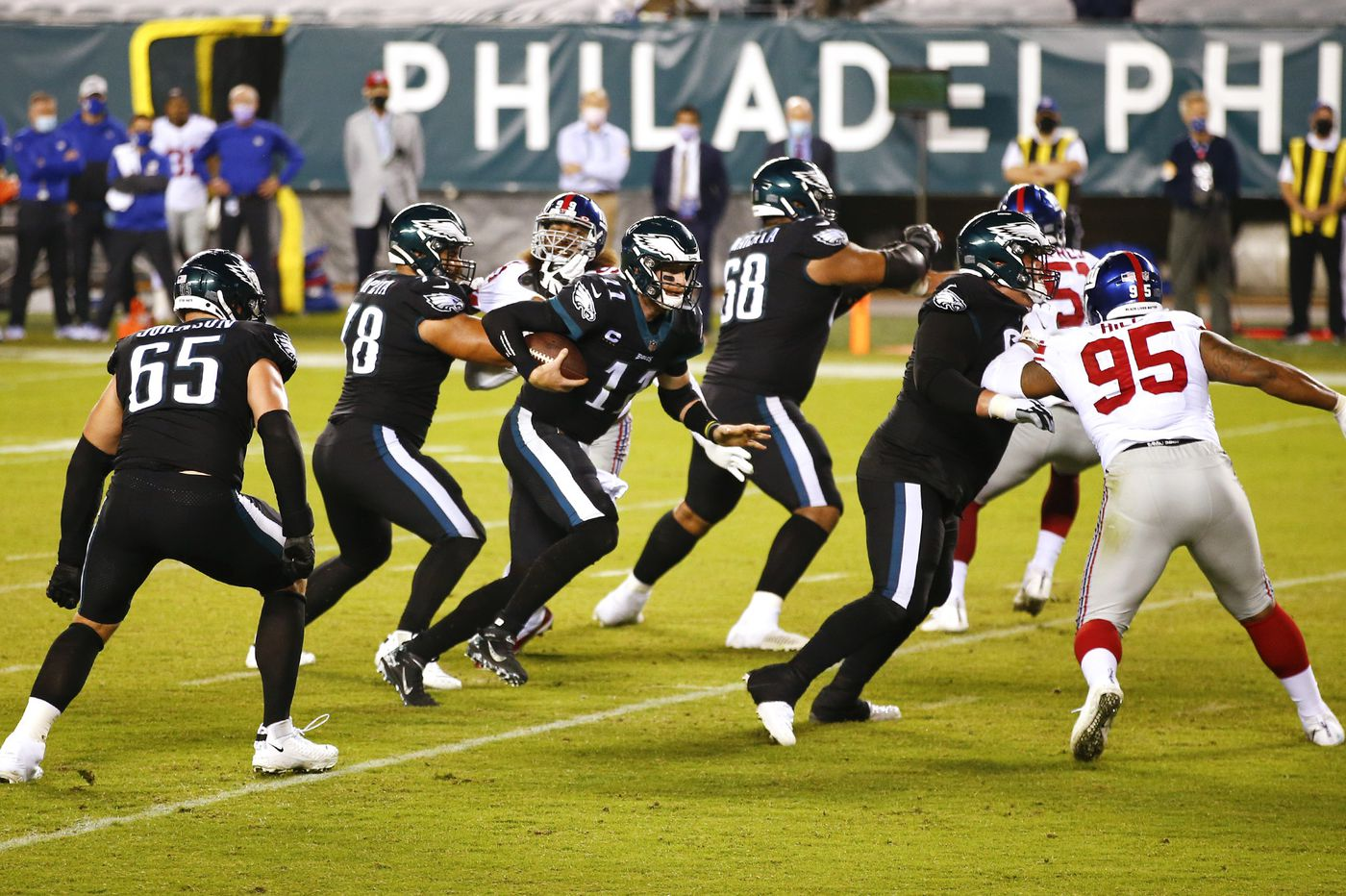 Does the Eagles' tough stretch really start only after they face the Giants? | Early Birds