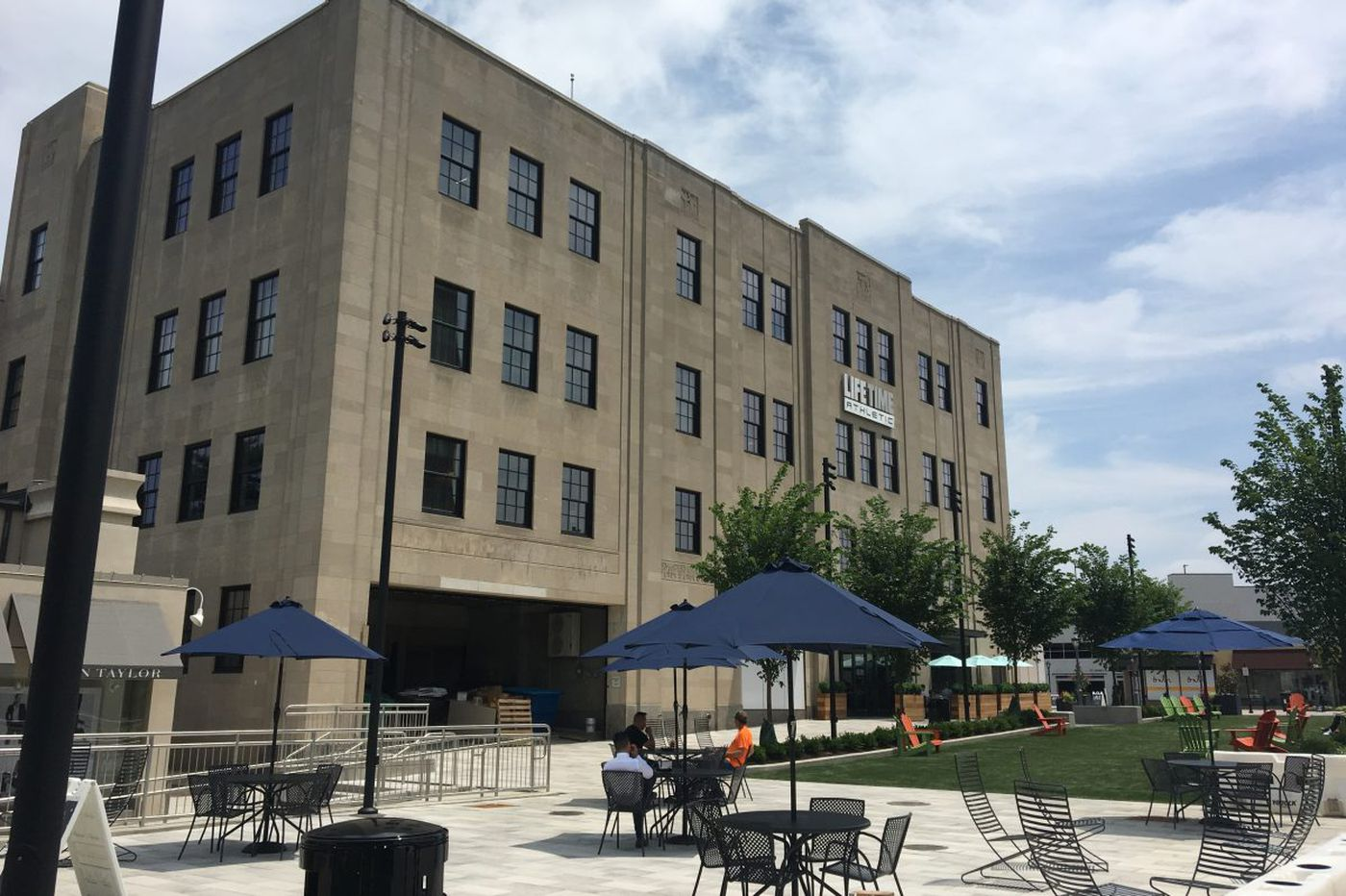Ardmore's Suburban Square shows what's in store for downtowns as shopping moves online