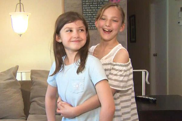 This 9-year-old learned the Heimlich maneuver. The next day, she saved her best friend from choking.