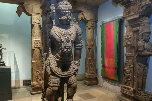 New South Asia galleries at Philadelphia Museum of Art: New light on great masterworks