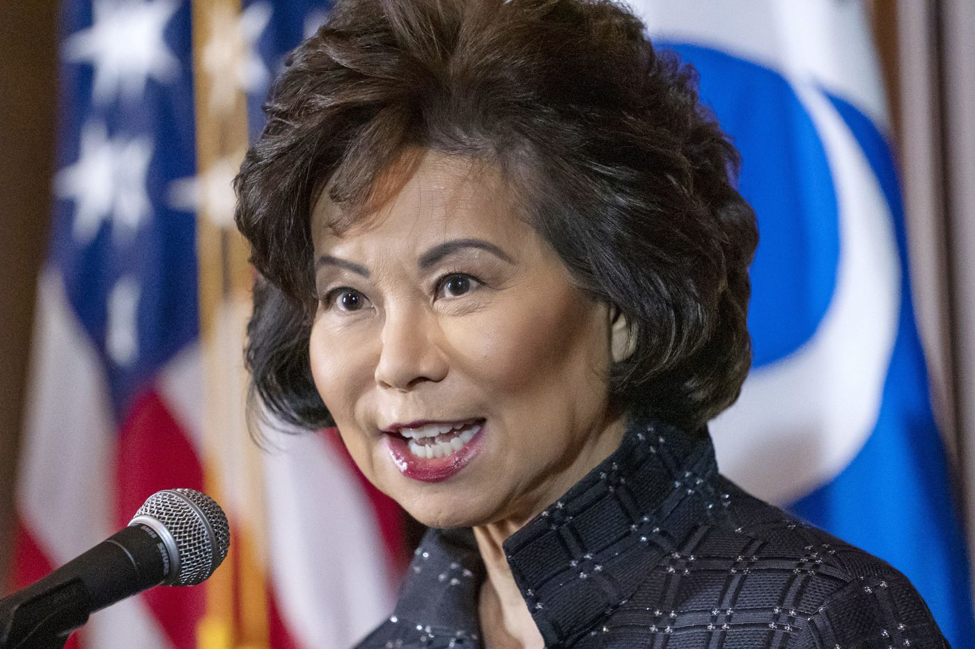 Transportation Secretary Elaine Chao resigns, citing Capitol insurrection