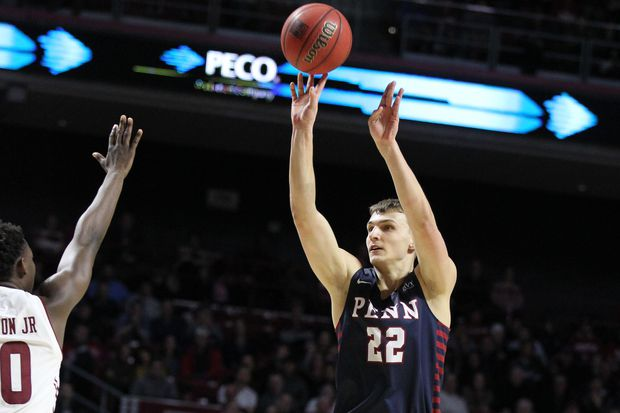 Penn takes out Temple as ... wait, who is that guy hitting shots?