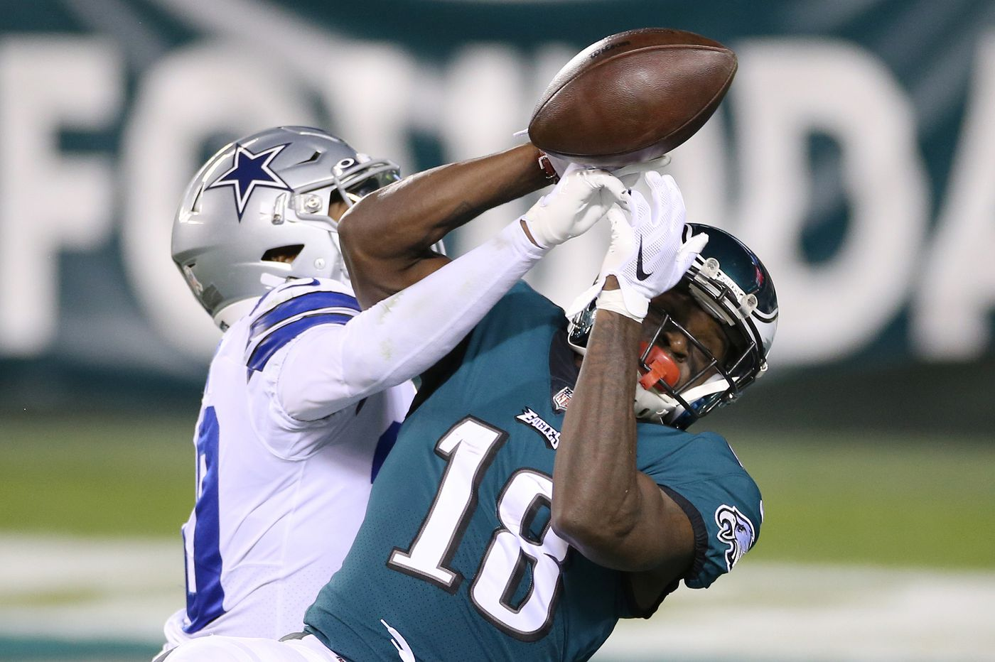 Yes, the Eagles should've taken Justin Jefferson, but Jalen Reagor still is a good player with a tremendous upside