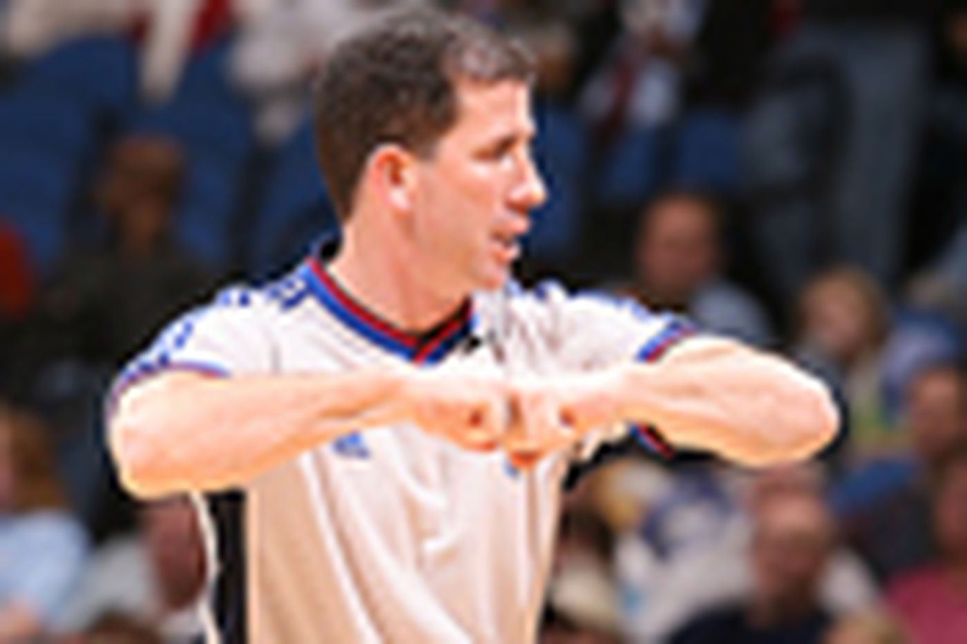 Donaghy claims NBA referees altered playoff games