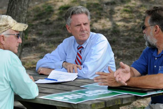 As climate change rises to top of Democratic agenda, New Jersey's Frank Pallone gains a front-row seat