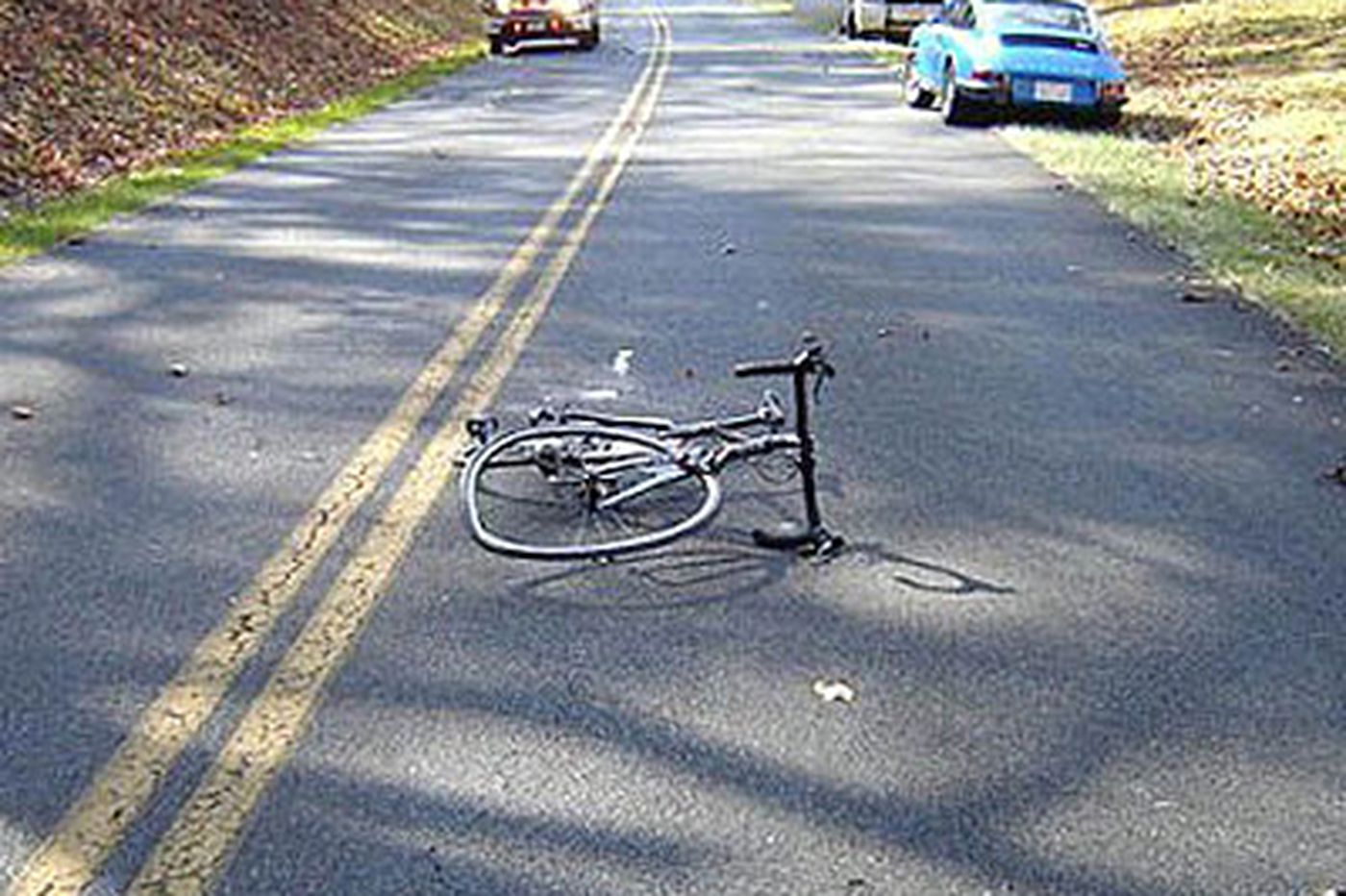 Dire prognosis for an injured cyclist