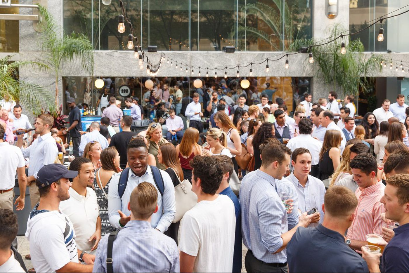 After brawl, Comcast Center drops out of Center City Sips events