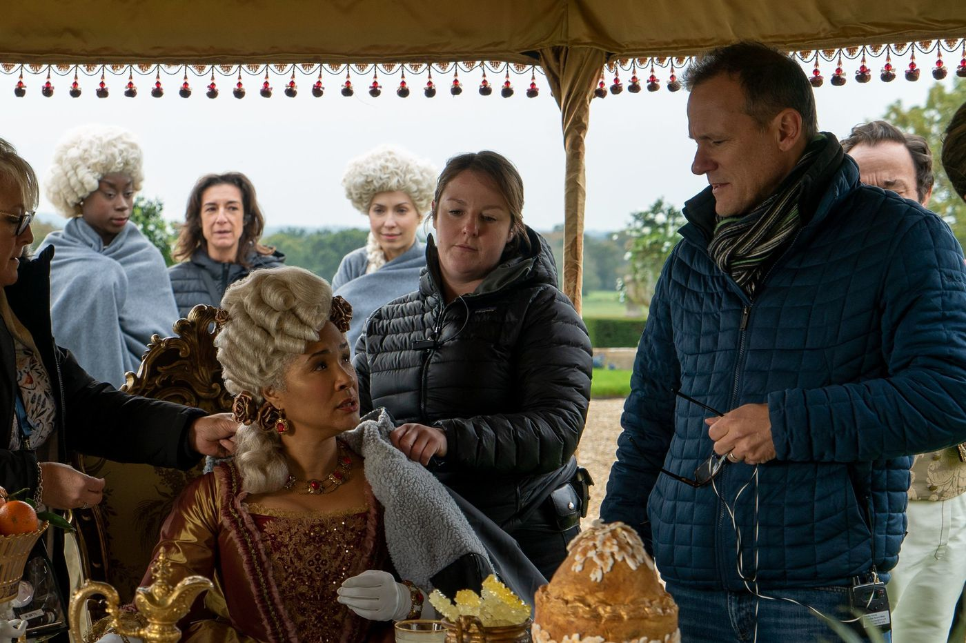 From Havertown to 'Bridgerton': Tom Verica talks about working on Netflix's hot new costume drama