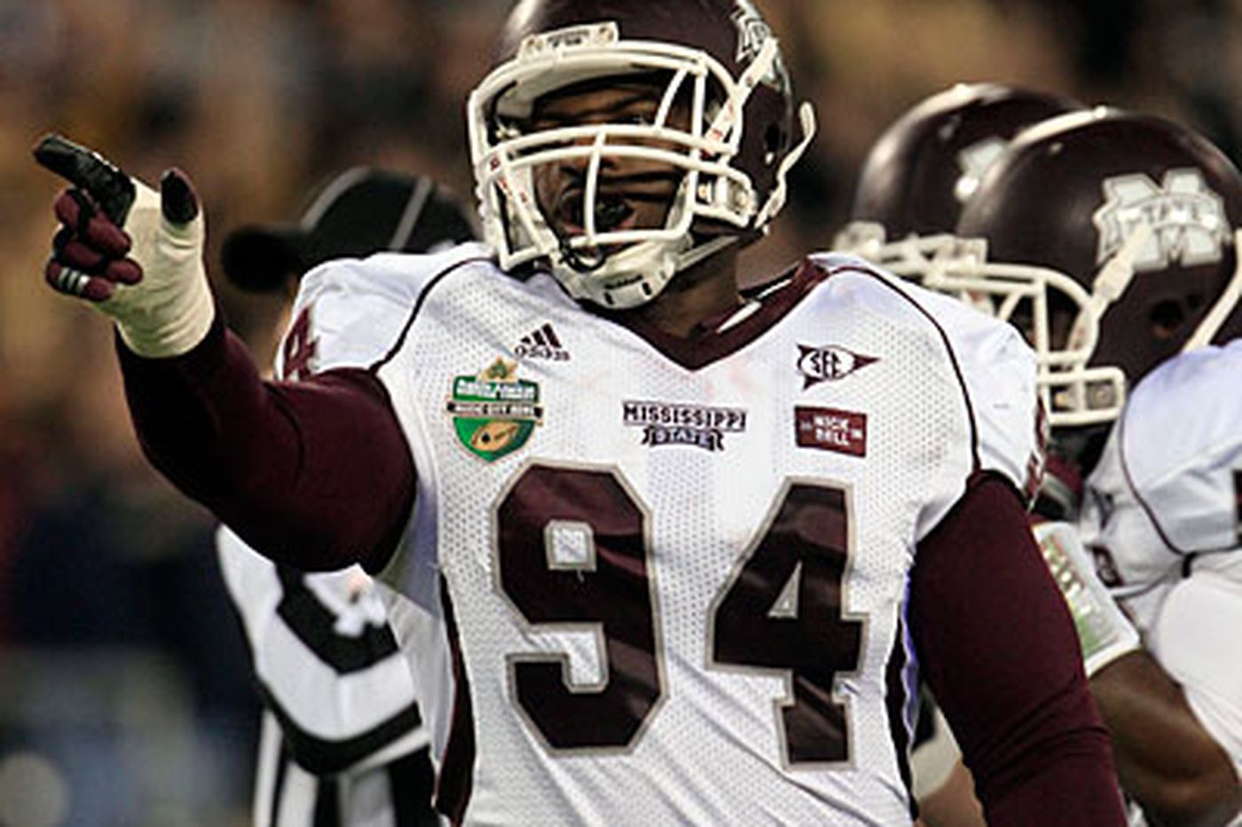 Top defensive line prospects in the 2012 NFL Draft