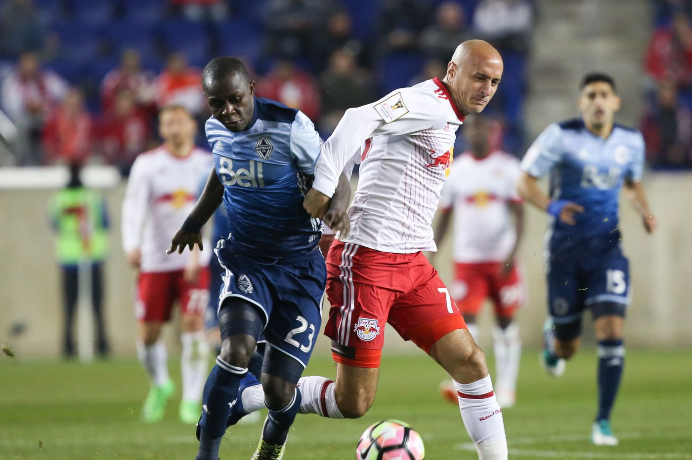 Union sign defender Aurélien Collin, a longtime villain with MLS rivals