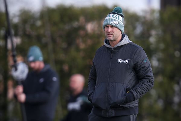 Eagles offensive struggles more about Frank Reich than Mike Groh