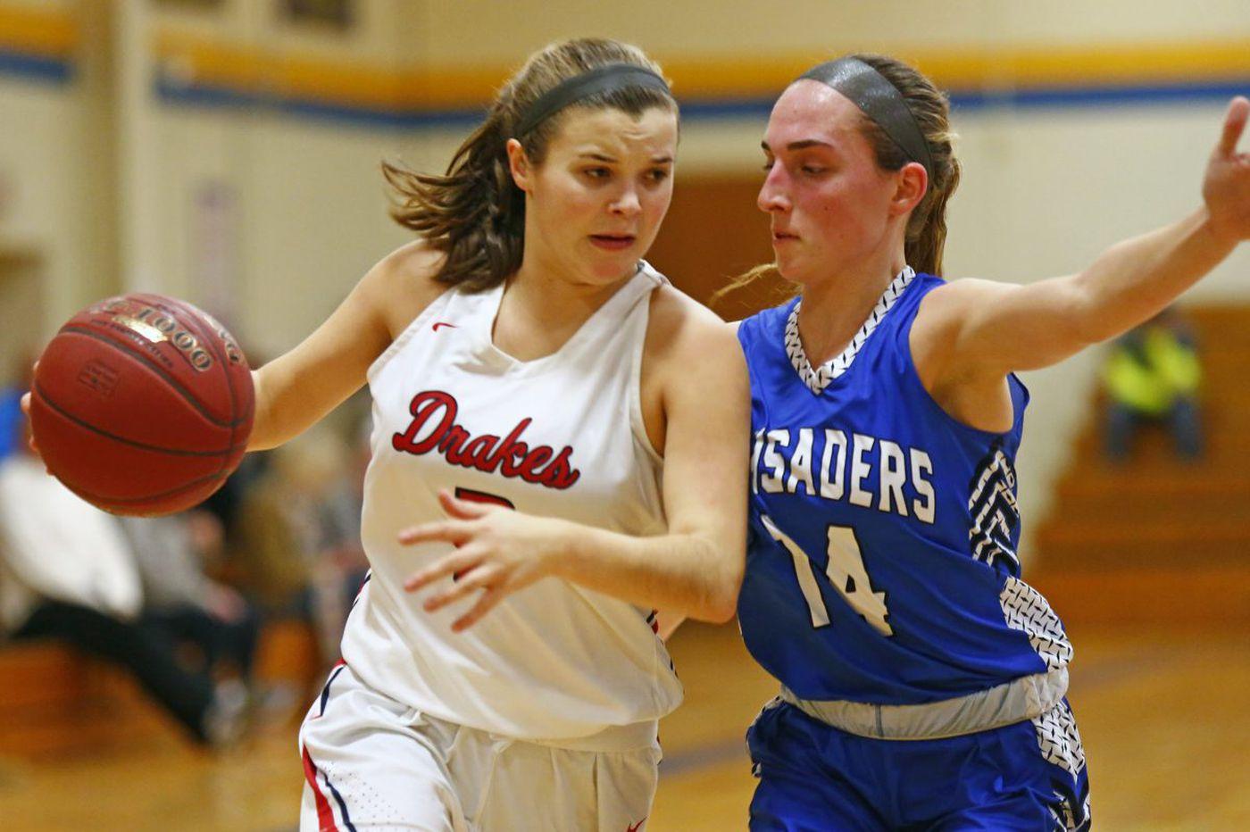 Southeastern Pennsylvania girls' basketball leaders