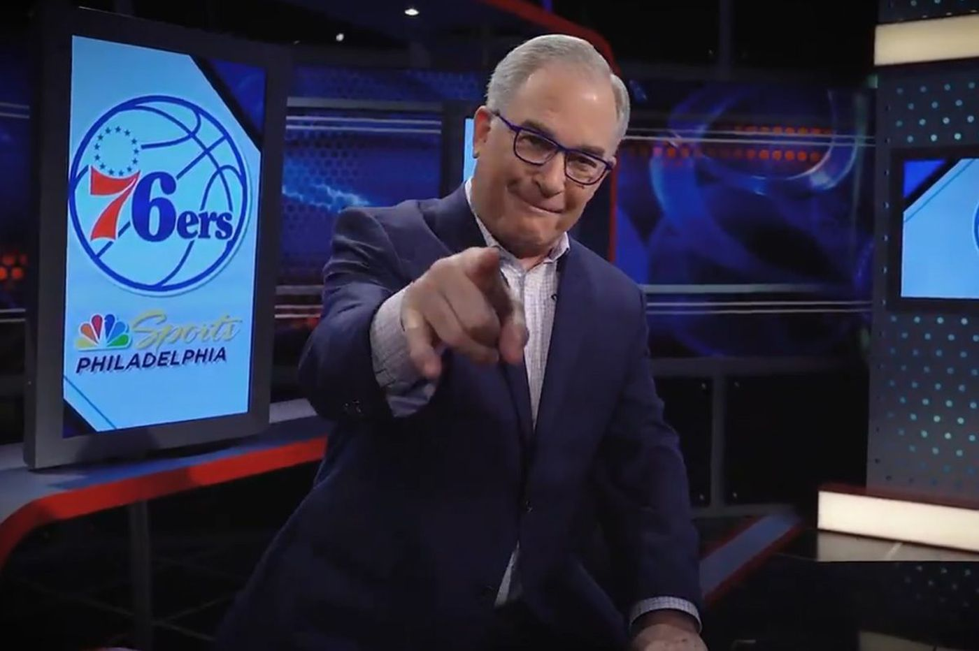 Michael Barkann gets new role at NBC Sports Philadelphia as Sixers draw huge ratings