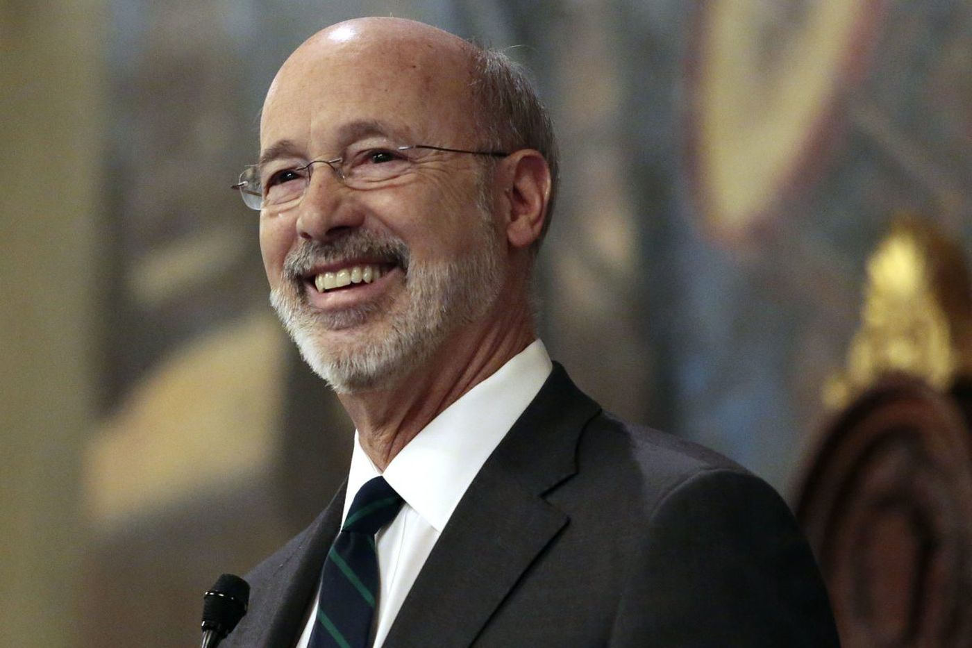 What Gov. Wolf was really thinking during his (yawn) budget address | John Baer