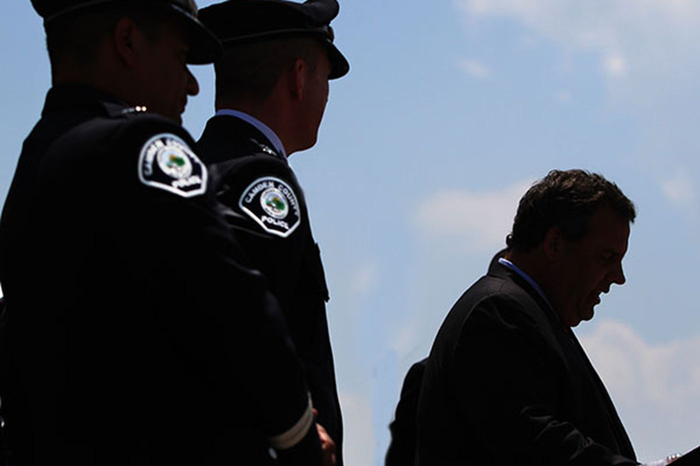 Christie touts Camden policing as model
