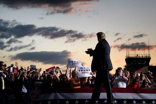 Pennsylvania Republican Party chief's disgrace could be good news for Trump 2020 | Maria Panaritis