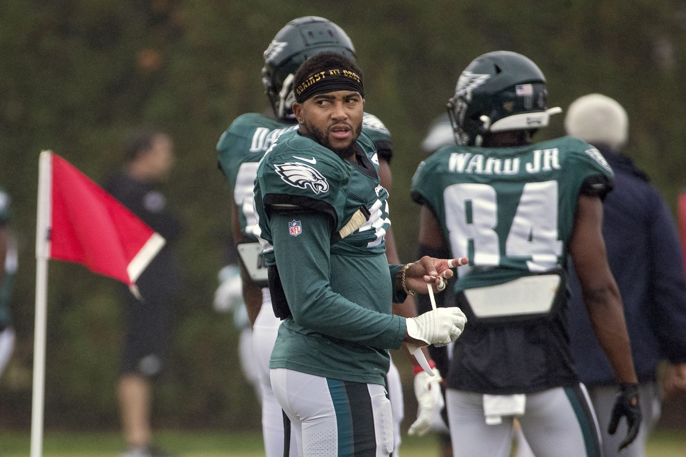 Eagles' DeSean Jackson said he's ready to return from injury, with caution