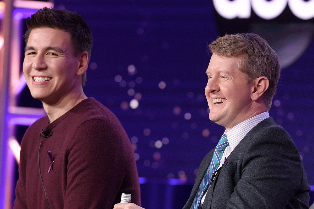 Ken Jennings wins Jeopardy!'s 'Greatest of All Time' tournament