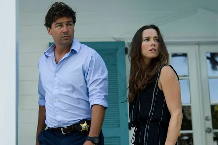 Something wicked: Kyle Chandler and Linda Cardellini as members of a doomed family in 'Bloodline.' (Netflix Inc.)