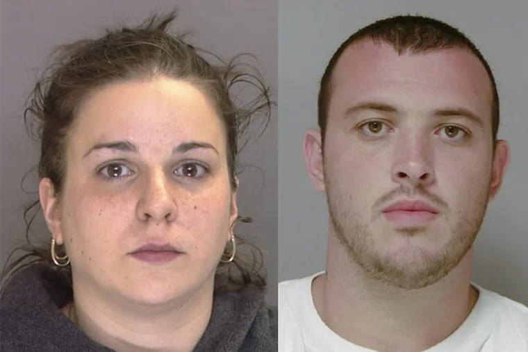 Laura Acamparo and Shane L. Santiago were charged with operating a pit-bull fighting ring.