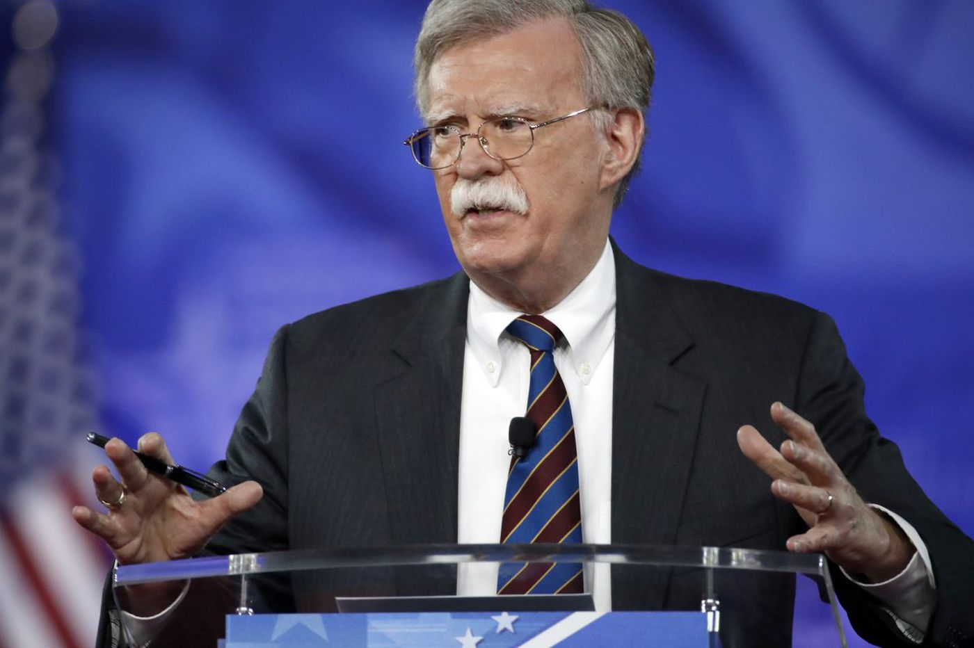 What H.R. McMaster's exit and John Bolton's arrival mean for the next three dangerous months   Trudy Rubin