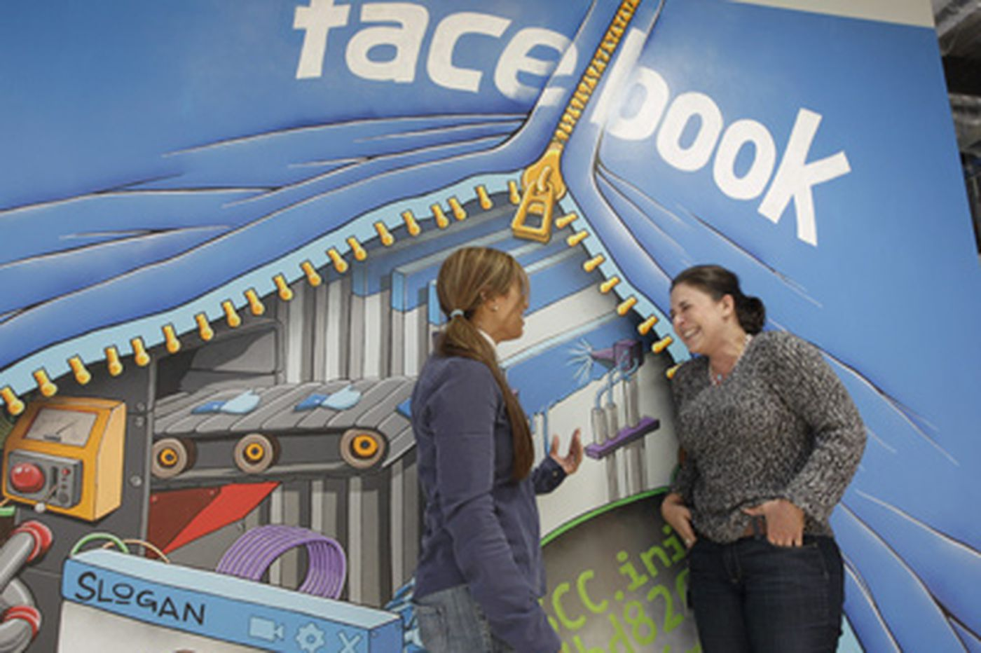Facebook a cultural as well as business phenomenon