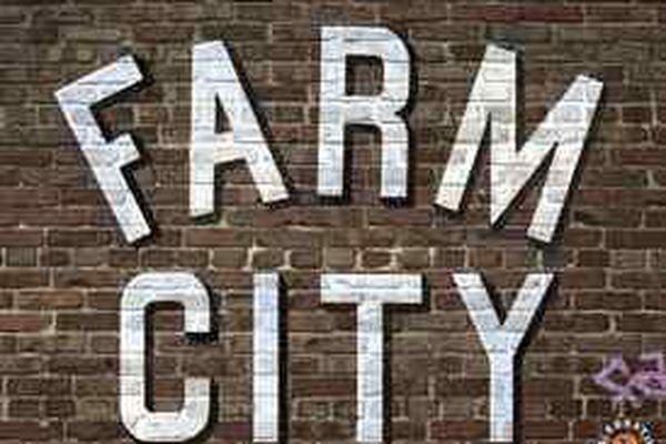 Farming bounty in the ghetto