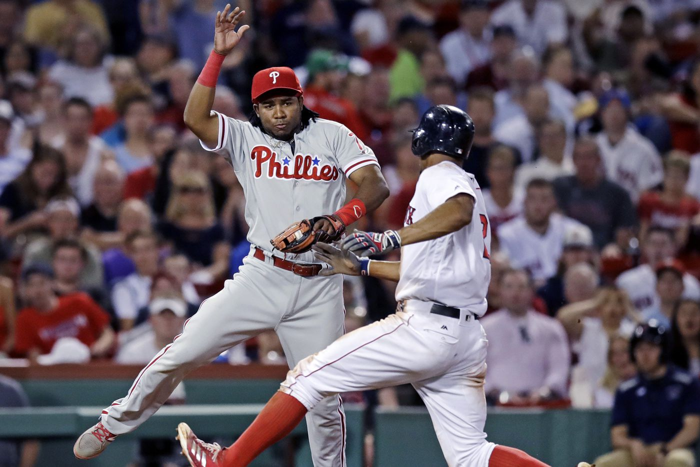 Phillies' road gets even tougher with a trip to Fenway   Series preview
