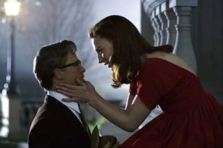 """Brad Pitt and Cate Blanchett star in """"The Curious Case of Benjamin Button."""""""