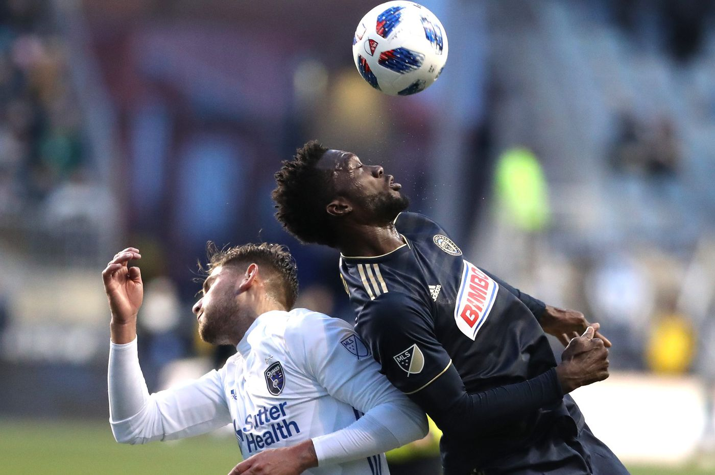 Union trade C.J. Sapong to Chicago Fire