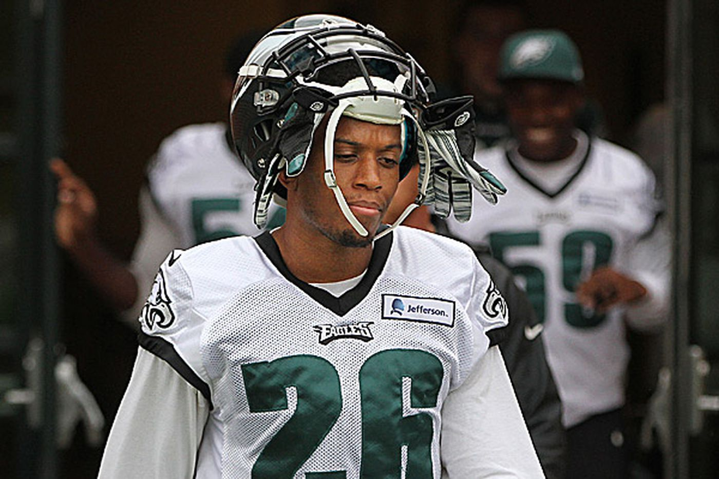 Eagles dispute Cary Williams' claim that they were 'exhausted'