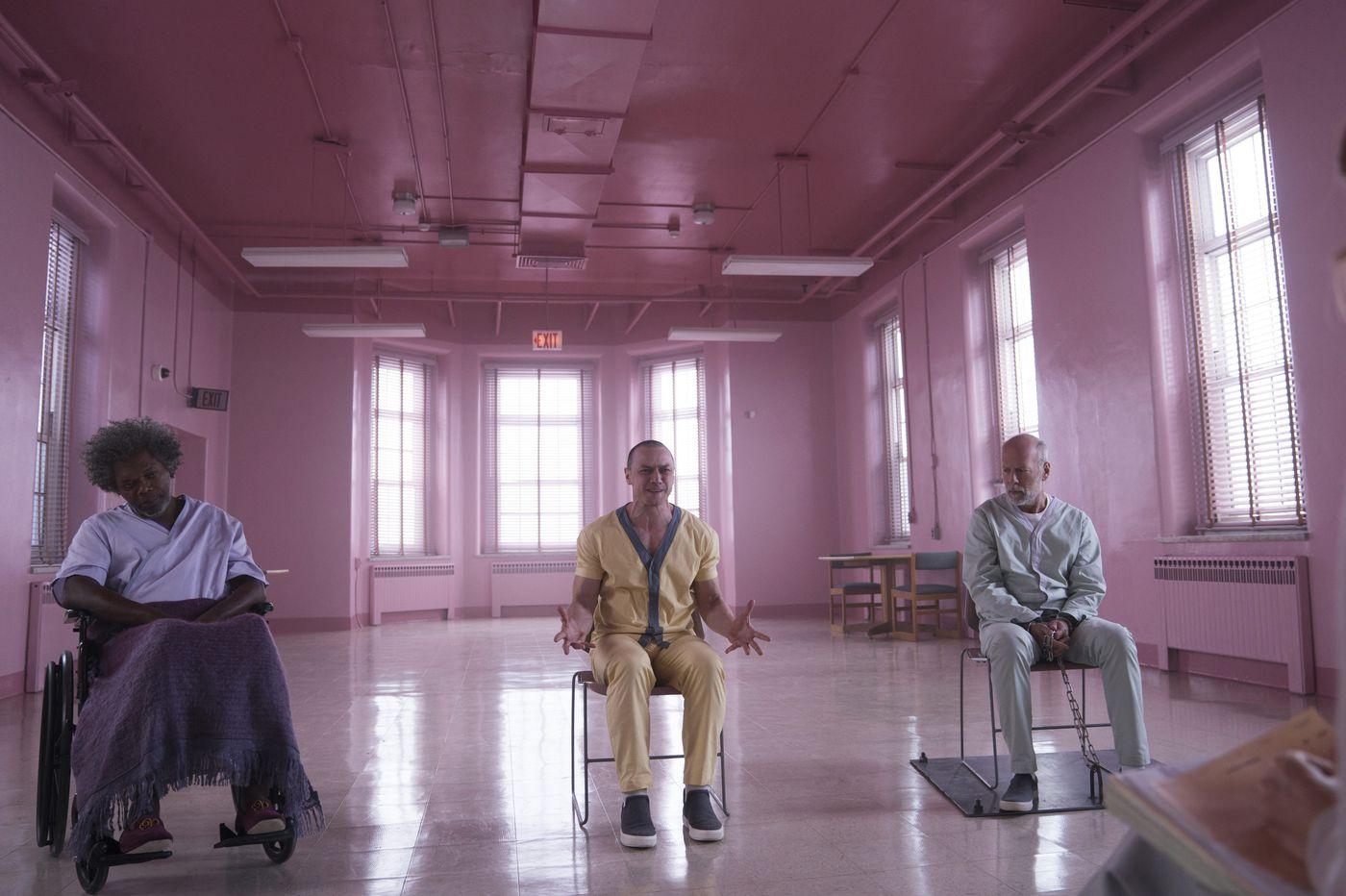 M. Night Shyamalan releases new trailer for Philly-filmed 'Glass'