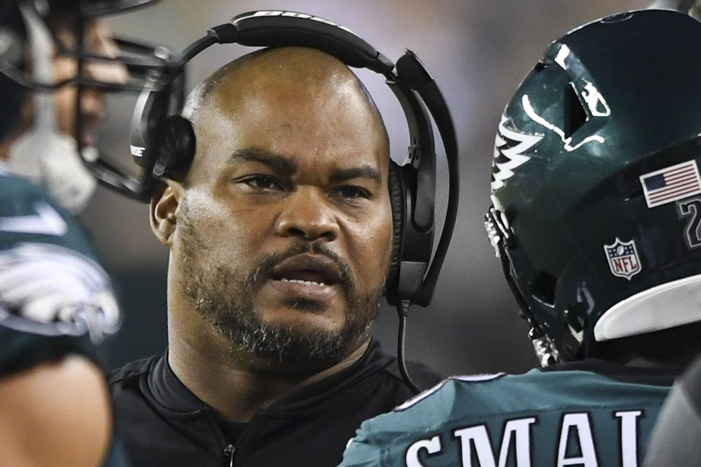 Duce Staley poised to break glass ceiling for black offensive coaches in NFL   Marcus Hayes