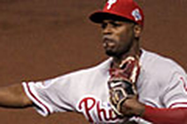 Phillies' Rollins likely to play in World Baseball Classic