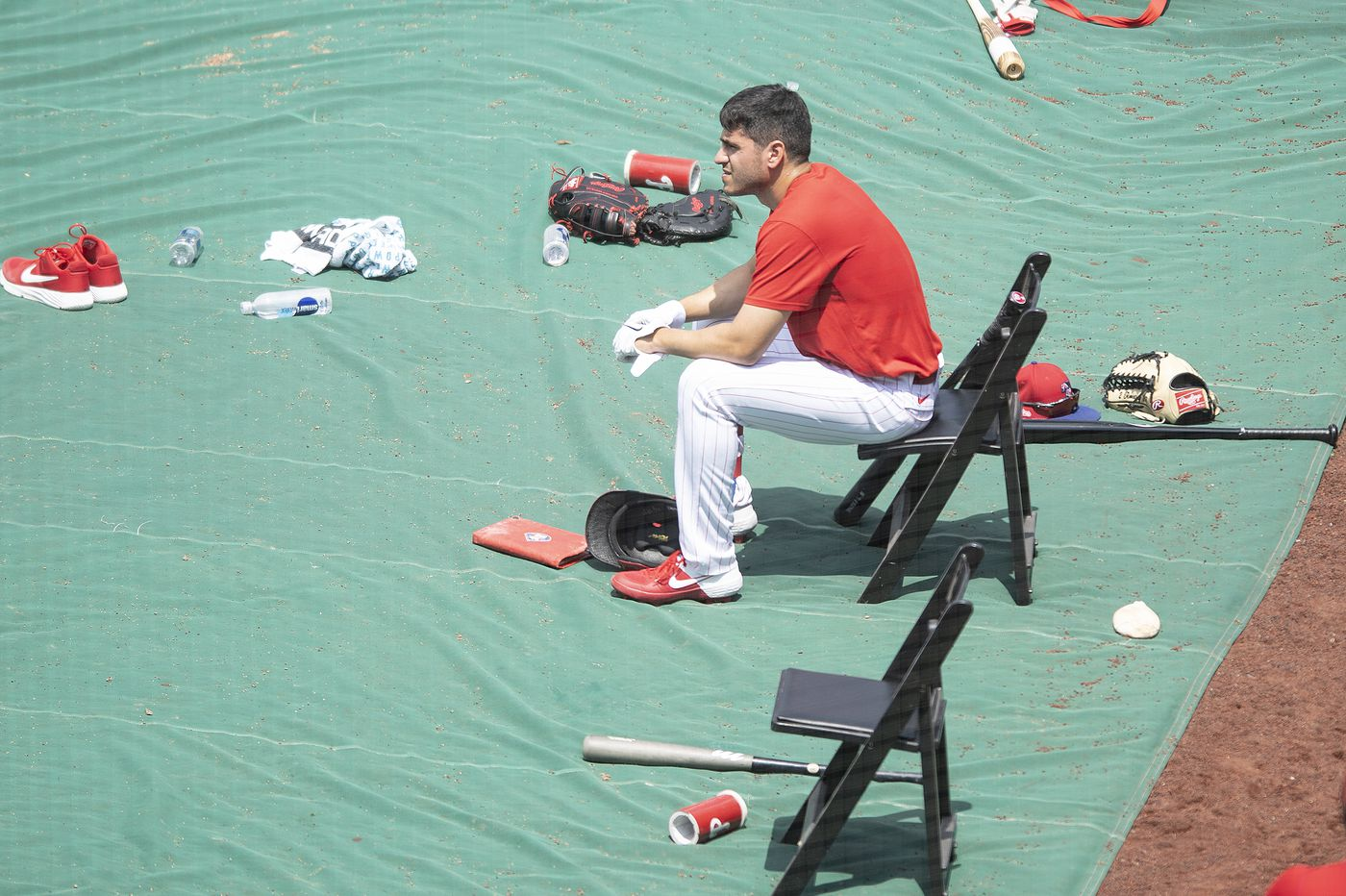 MLB must earn players' trust in COVID-19 testing system in order to go forward with shortened season