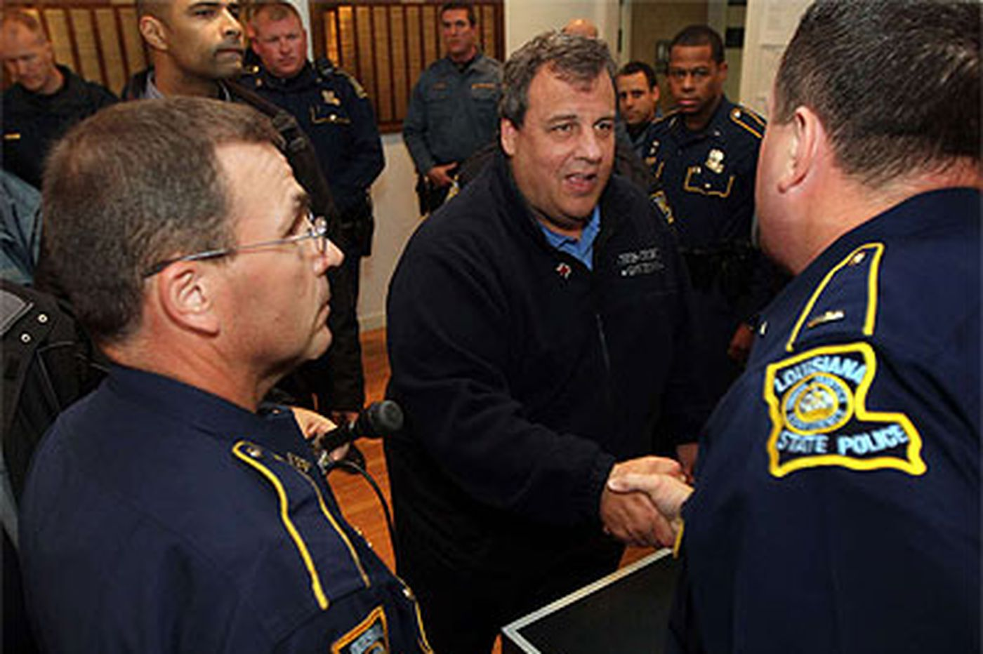 Christie deflects heat that he cost Romney the election