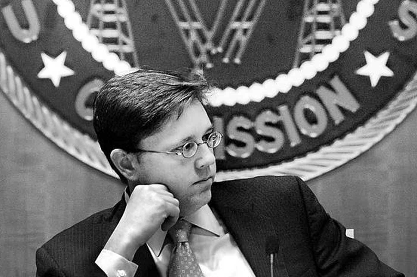 Congressional report faults FCC's Martin