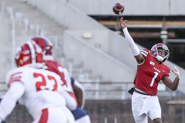 Penn quarterback Ryan Glover accepting new role and making an impact