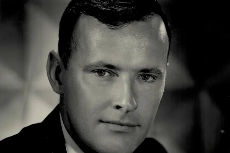 Former U.S. District Judge John P. Fullam during a campaign for U.S. Congress in 1956.