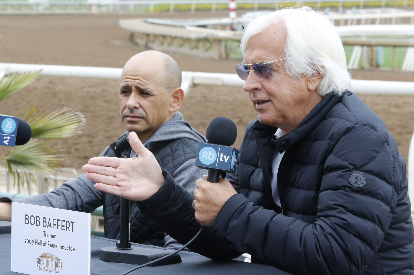 Will Bob Baffert and Mike Smith take center stage again on Belmont Stakes day?