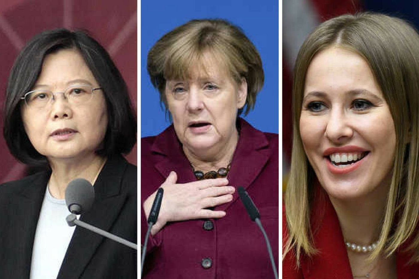 Looking for female political leaders during Women's History Month? The list is small. | Trudy Rubin