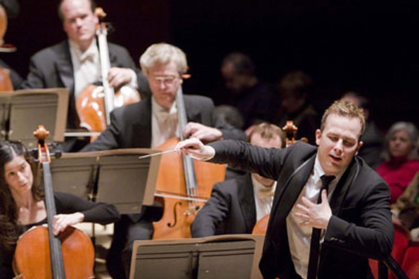 Music director Yannick Nezet-Seguin is set to put his signature on Philadelphia Orchestra