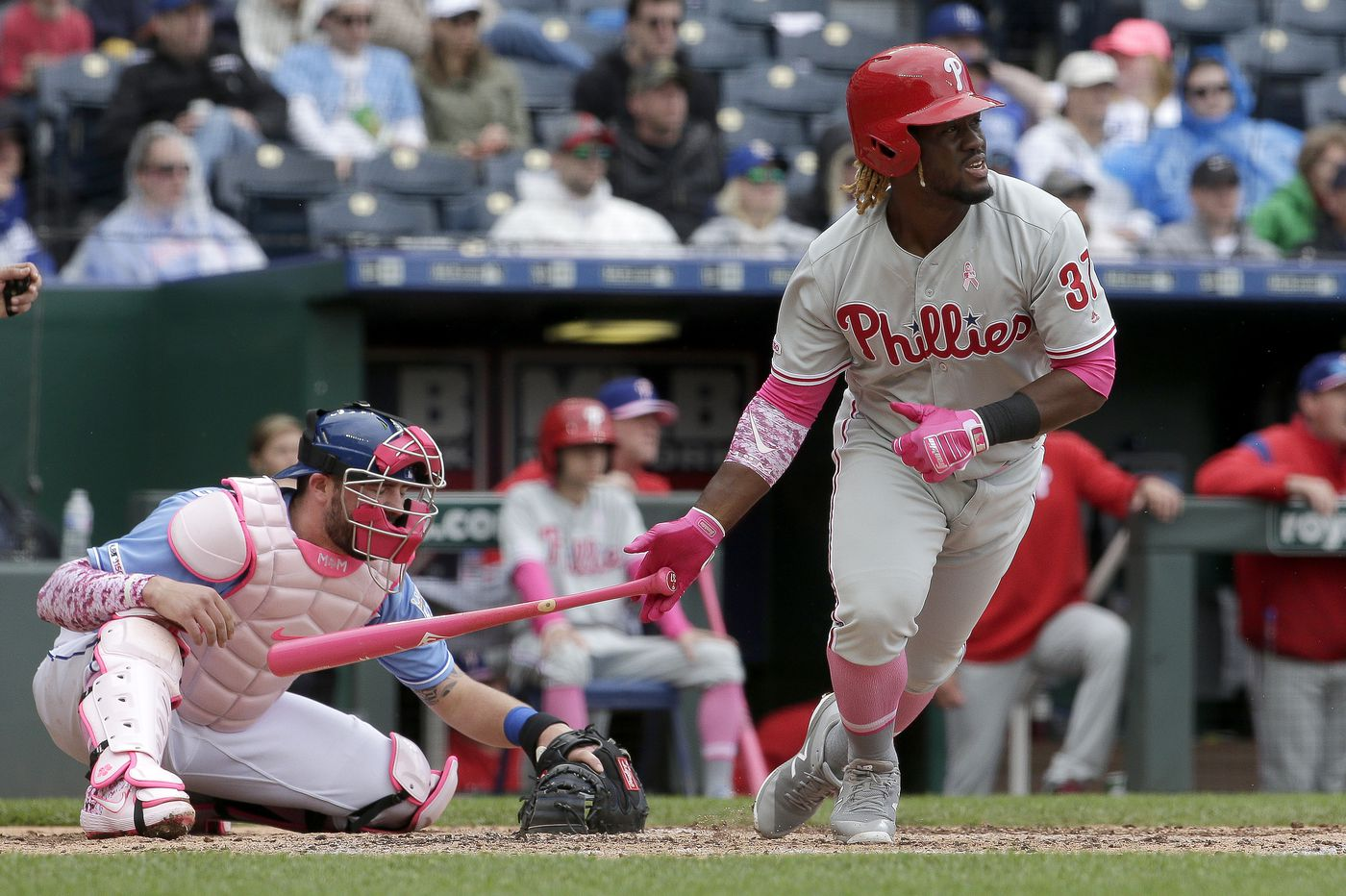 Phillies gear up for challenging four-game series against Christian Yelich and the Brewers