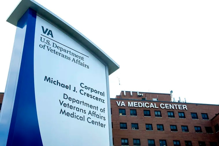 The Cpl. Michael J. Crescenz Medical Center in West Philadelphia, the primary Veterans Affairs medical center in the region