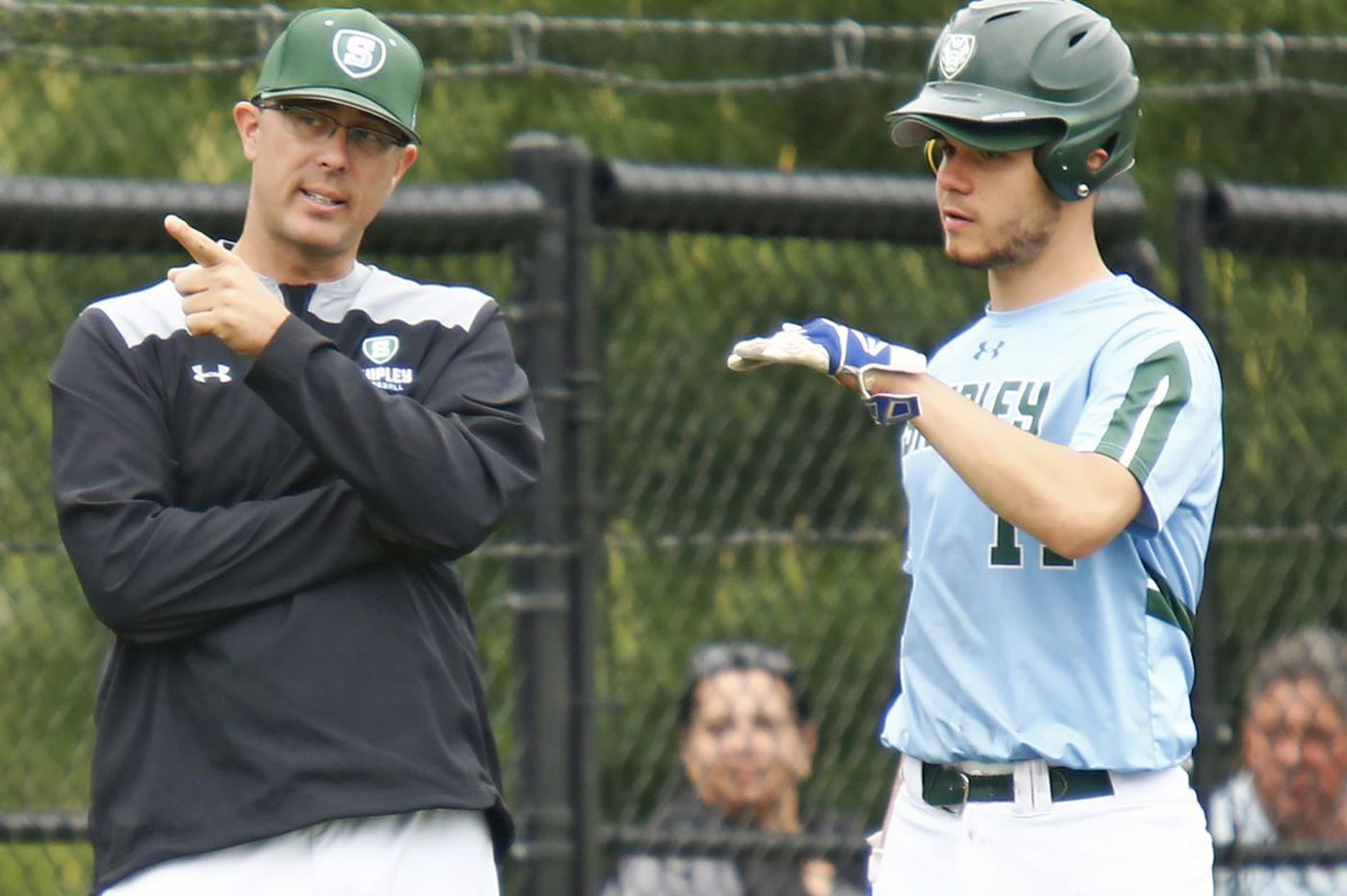 Tuesday's Pa. roundup: Shipley beats Barrack Hebrew in PAISAA baseball playoffs