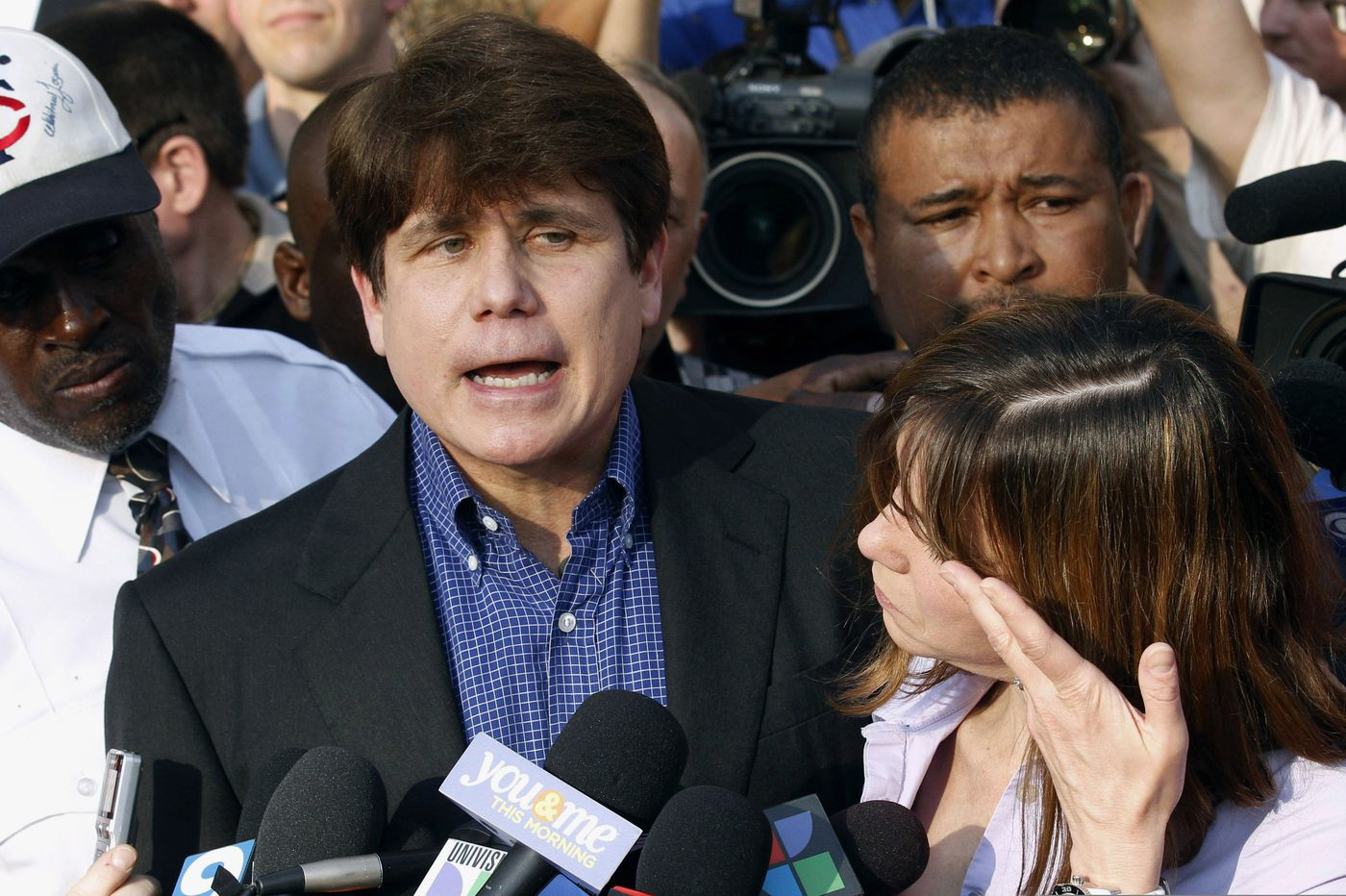 Trump commutes former Illinois Gov. Rod Blagojevich's sentence