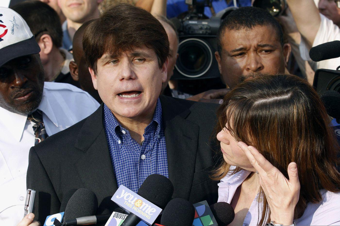 Ex-Gov. Blagojevich returns to Chicago after Trump pardon, maintains innocence